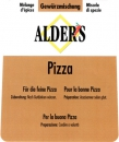 ALDERS Pizza